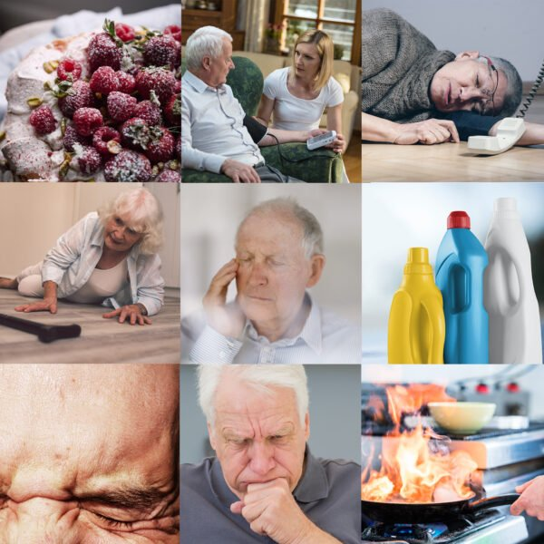 Altenpflege-Erste Hilfemaßnahmen kompakt